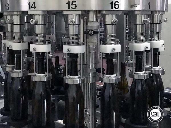 Used Filling Machine Fimer SDRT 16.1-16-1S.VA 2000 bph year 2016 - 15