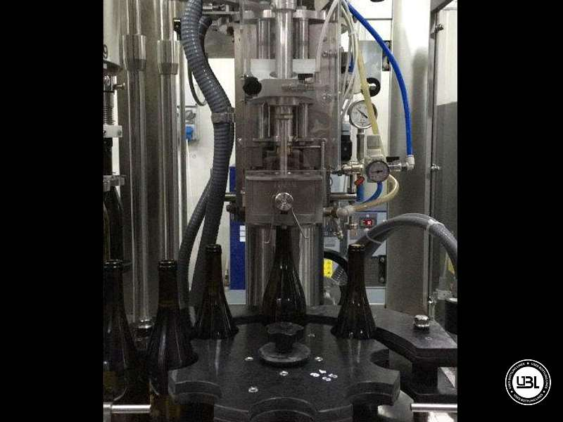 Used Filling Machine  Fimer SDRT 16.1-16-1S.VA 2000 bph year 2016 - 4