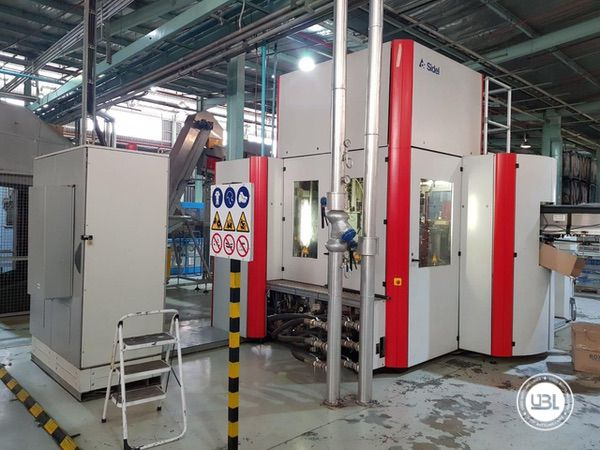 Used Blow Molding Machine Sidel SBO 4 Series 2 - 4