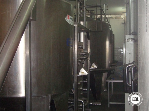 Salas de xaropes PROGECO 4000 L/H - 10
