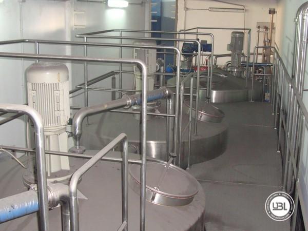 Salas de xaropes PROGECO 4000 L/H - 4