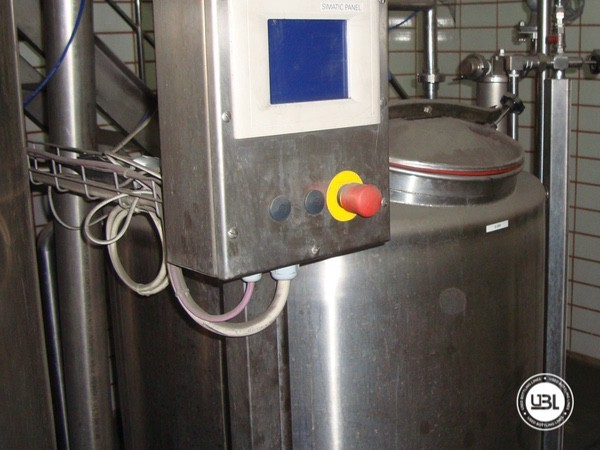 Salas de xaropes PROGECO 4000 L/H - 6