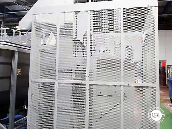Used Blow Molding Machine Sidel SBO 20 Universal – Europa WM Combi Filler/Capper Bloc - 10