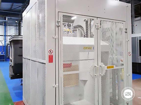 Used Blow Molding Machine Sidel SBO 20 Universal – Europa WM Combi Filler/Capper Bloc - 11