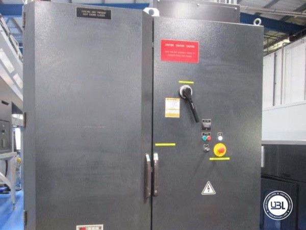 Used Blow Molding Machine Sidel SBO 20 Universal – Europa WM Combi Filler/Capper Bloc - 18