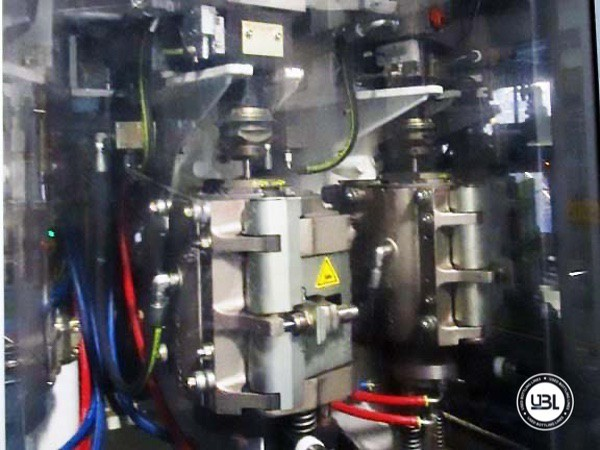 Used Blow Molding Machine Sidel SBO 20 Universal – Europa WM Combi Filler/Capper Bloc - 21
