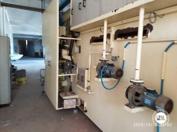 Used Bottle Washing Machine Bardi Danubio - 3