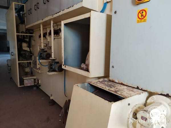 Used Bottle Washing Machine Bardi Danubio - 4
