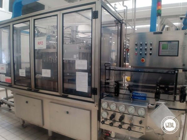 Complete Glass Line for Sparkling Water, Water - 3