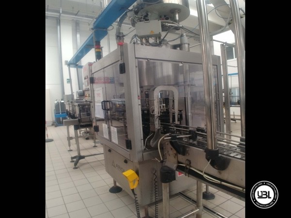 Complete Glass Line for Sparkling Water, Water - 6