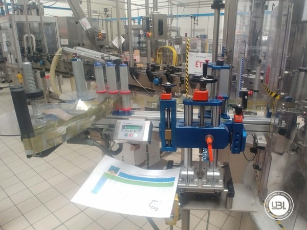 Complete Glass Line for Sparkling Water, Water - 9