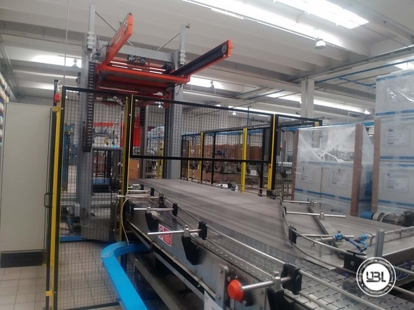 Complete Glass Line for Sparkling Water, Water