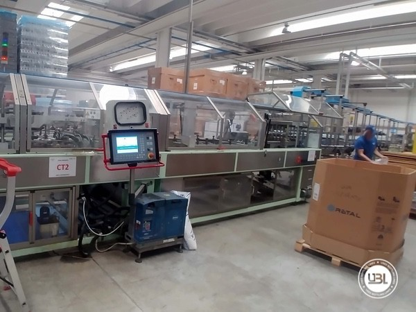 Complete Glass Line for Sparkling Water, Water - 21