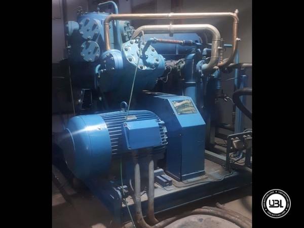 Used Compressor SIAD WS – 300 - 3