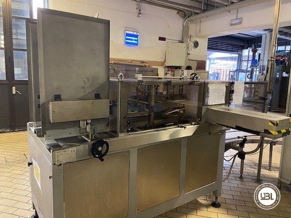 Used Complete Glass Line Isobaric for Sparkling Wine, Spumante, Still Wine 6500 Bph - 26