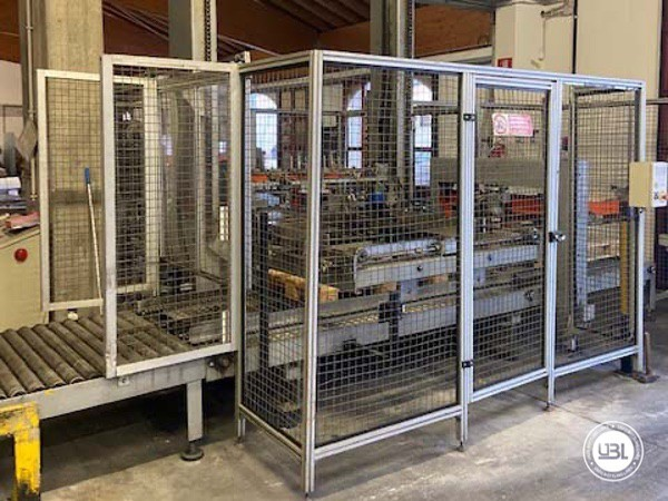 Used Complete Glass Line Isobaric for Sparkling Wine, Spumante, Still Wine 6500 Bph - 28