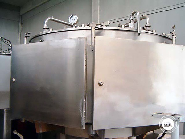 Used Isobaric Filling Monoblock Simonazzi CSD 60/20 - 10