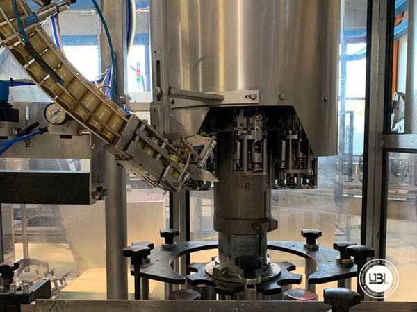 Linha completa de Vidro para Vinho Espumante, Espumante, Vinho - 13