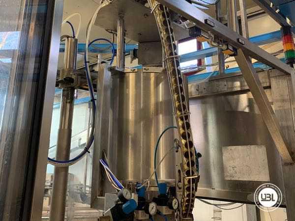 Linha completa de Vidro para Vinho Espumante, Espumante, Vinho - 16