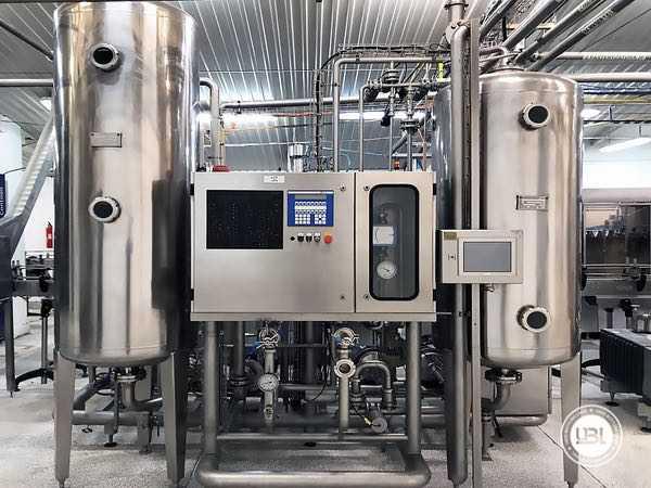 Linha completa de PET para Refrigerantes, Água com Gás, Água - 2