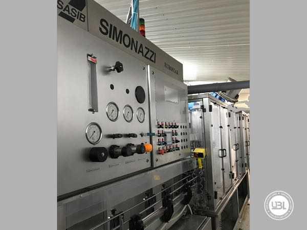 Linha completa de PET para Refrigerantes, Água com Gás, Água - 3