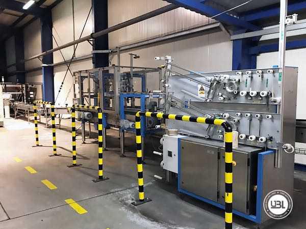 Linha completa de PET para Refrigerantes, Água com Gás, Água - 9