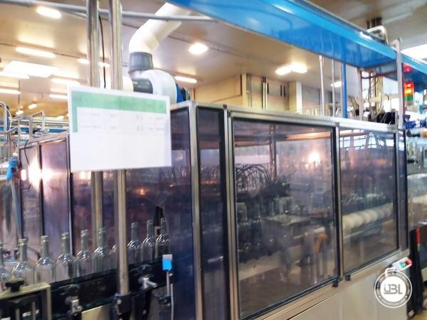 Used Isobaric Filling Machine Bertolaso S84001 12000 bph - 1