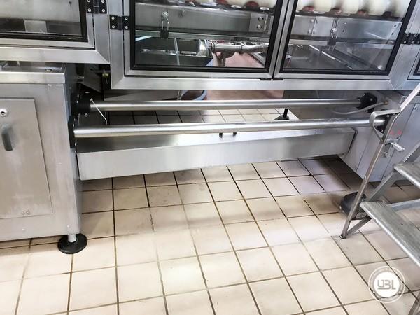 Used Isobaric Filling Machine Bertolaso S84001 12000 bph - 12
