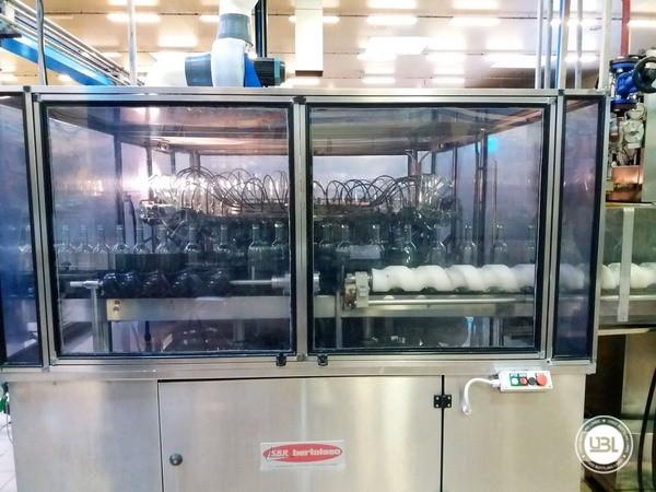 Used Isobaric Filling Machine Bertolaso S84001 12000 bph - 2