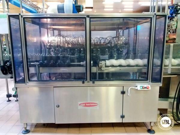 Used Isobaric Filling Machine Bertolaso S84001 12000 bph - 3