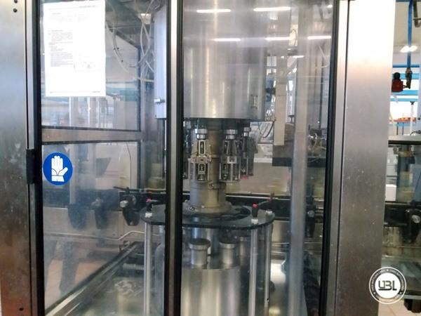 Used Isobaric Filling Machine Bertolaso S84001 12000 bph - 5