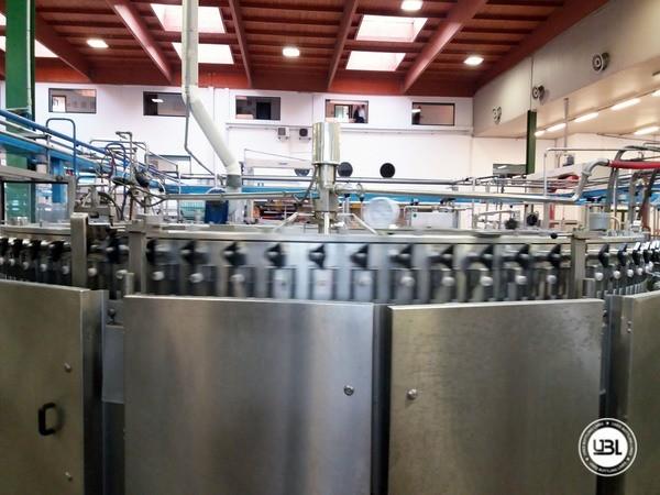 Used Isobaric Filling Machine Bertolaso S84001 12000 bph - 6