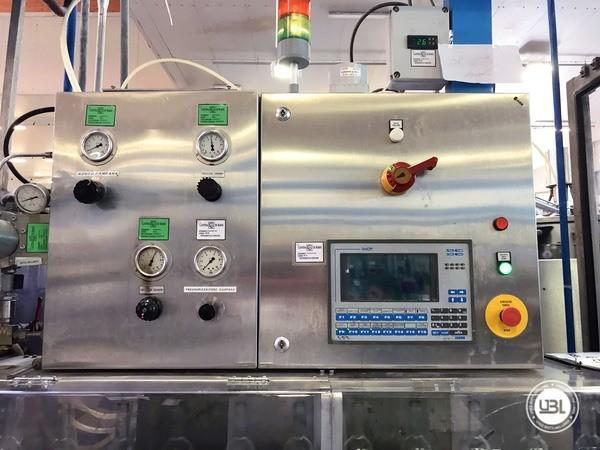Used Isobaric Filling Machine Bertolaso S84001 12000 bph - 8