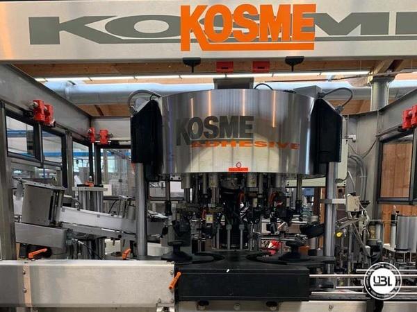 Rotuladoras Kosme EXTRA ADHESIVE 720 9T S3 E3 - 1