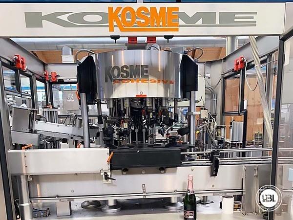 Rotuladoras Kosme EXTRA ADHESIVE 720 9T S3 E3 - 5