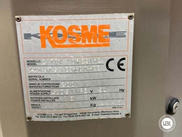 Rotuladoras Kosme EXTRA ADHESIVE 720 9T S3 E3 - 6