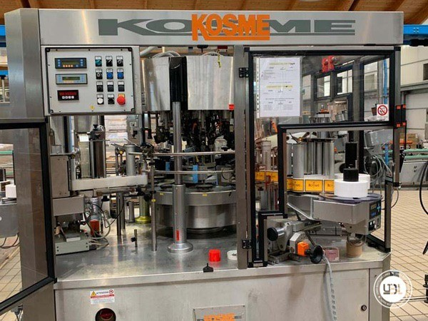 Rotuladoras Kosme EXTRA ADHESIVE 720 9T S3 E3 - 9