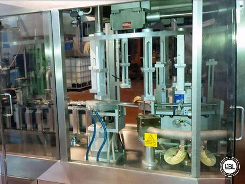Used Complete Bottling Line for Alcohol, Glass Bottles 1500 bph - 13