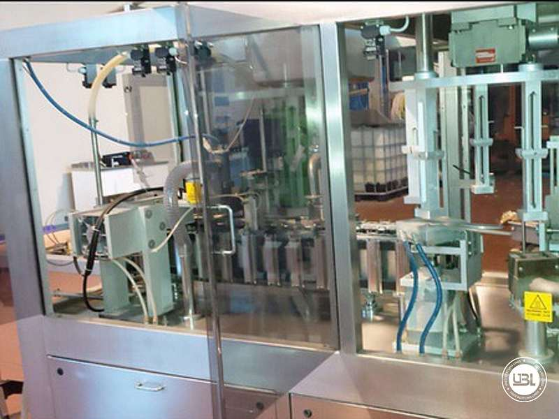 Used Complete Bottling Line for Alcohol, Glass Bottles 1500 bph - 14