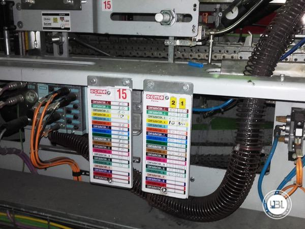 Used Case Erector OCME Altair N40 - 10