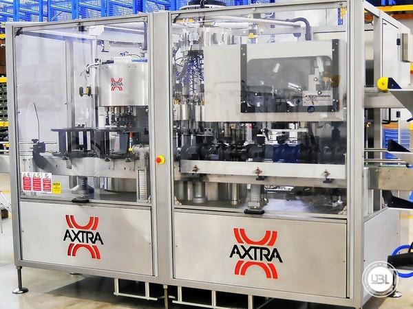 Rotuladoras Axtra Cap Monoblock - 2