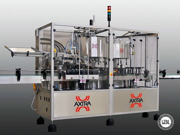 Rotuladoras Axtra Cap Monoblock - 5