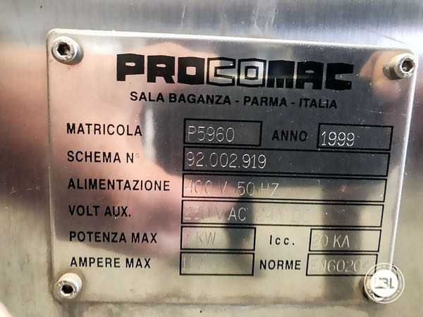 Procomac UNICLEAN 2R 2-OP1-BA-A-20 - 7
