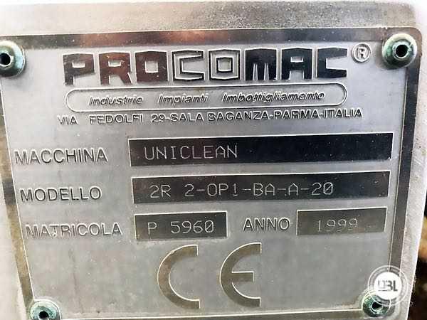 Procomac UNICLEAN 2R 2-OP1-BA-A-20 - 8