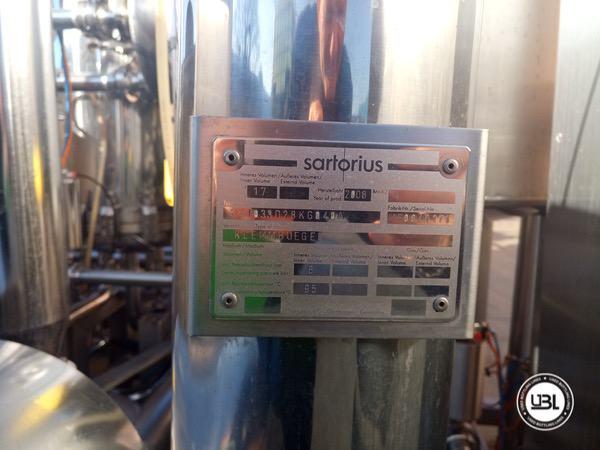 Outros SARTORIUS FILTRO TANGENZIALE 341033D28KG040A - 7