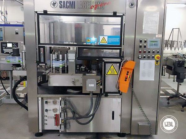 Rotuladoras Sacmi OPERA 100 RF 9T 1/2/375 - 3