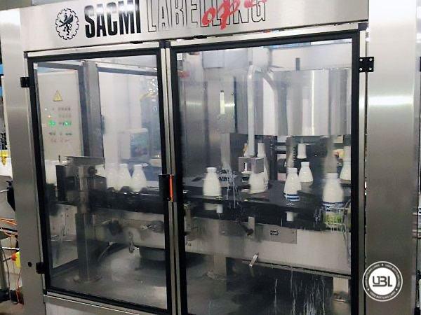 Rotuladoras Sacmi OPERA 100 RF 9T 1/2/375 - 4