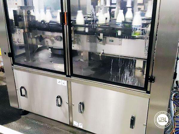Rotuladoras Sacmi OPERA 100 RF 9T 1/2/375 - 5