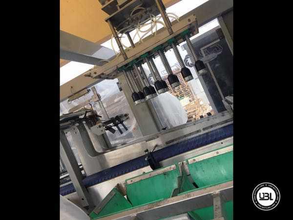 Used Case Packing Monoblock AVE ISOLA 700 - 2