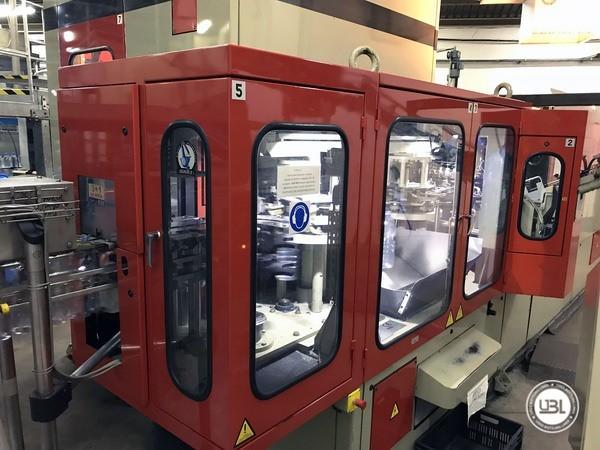 Used Blow Molding Machine Sidel SBO10/14 - 11